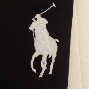POLO RALPH LAUREN Mens Mesh Big Pony Polo 👕 163